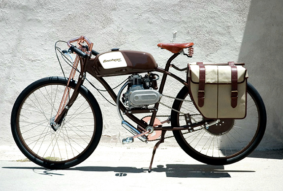 DERRINGER CYCLES | Image