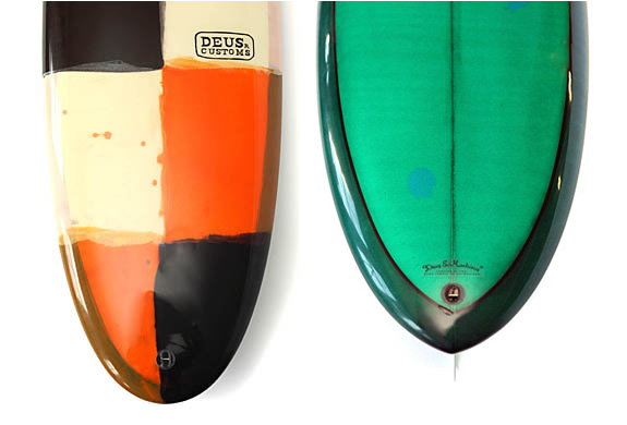 DEUS SURFBOARDS | Image
