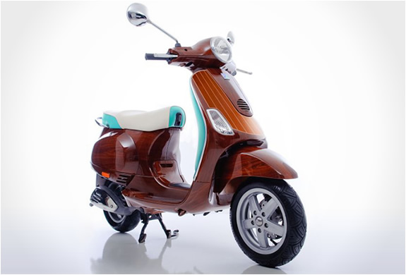 Tribute Vespa | Limited Edition By Digital Veneer | Image