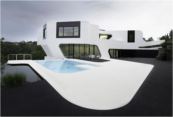 DUPLI CASA | BY J MAYER H ARCHITECTS | Image