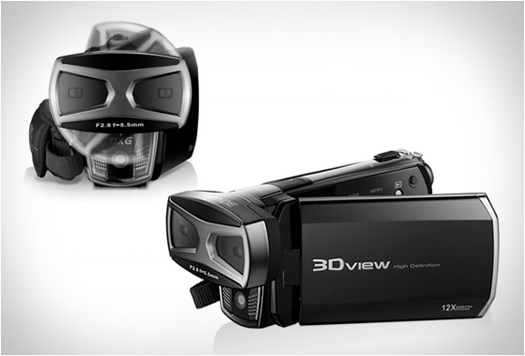 Dxg 3d Camcorder | No 3d Glasses Required | Image