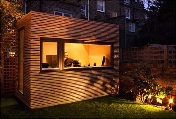 THE ECOSPACE WORKPOD | Image