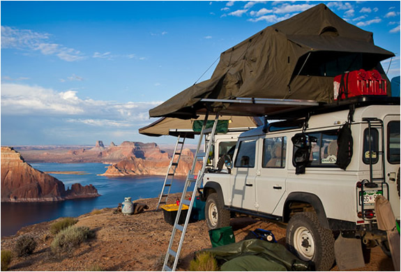 T-TOP ROOF TENTS | BY EEZI-AWN | Image