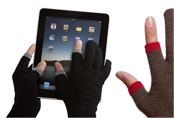 TOUCH SCREEN GLOVES | BY ETRE TOUCHY | Image