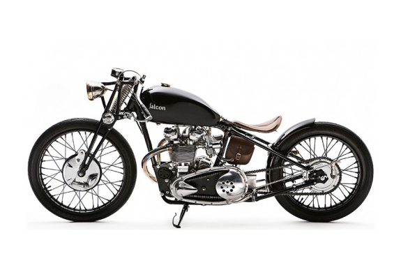 FALCON BULLET MOTORCYCLE | Image