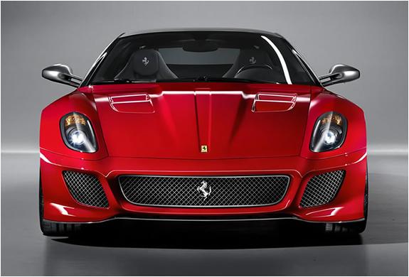 NEW FERRARI 599 GTO | Image