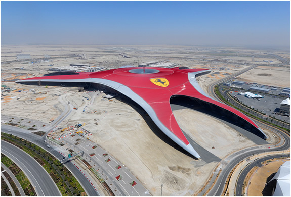 FERRARI WORLD IN ABU DHABI | Image