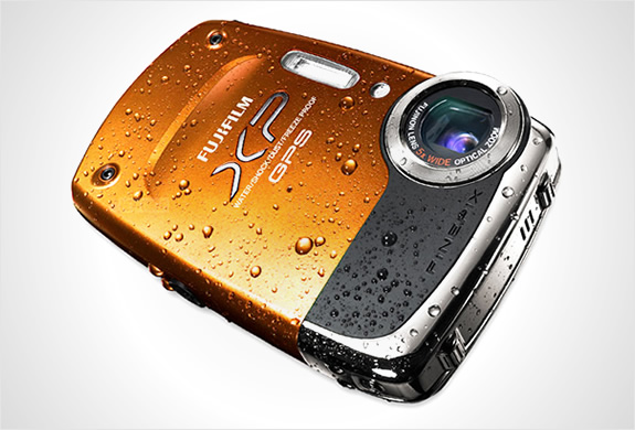 FINEPIX XP30 GPS CAMERA | BY FUJIFILM | Image