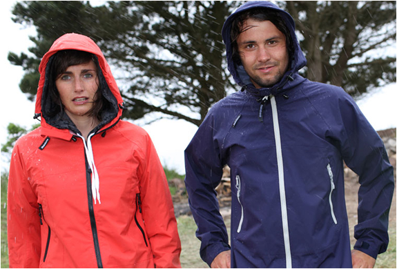 ANABATIC LIGHTWEIGHT WATERPROOF JACKET | BY FINISTERRE | Image