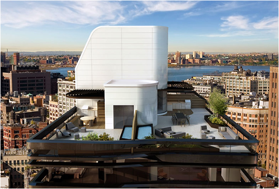 SKY PENTHOUSE | FIVE FRANKLIN PLACE | Image