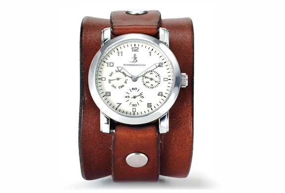 FLYING ZACCHINIS HIGH WIRE WATCH | Image