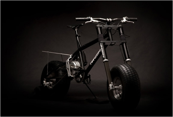 FORTUNE HANEBRINK | ELECTRIC ALL-TERRAIN VEHICLE | Image