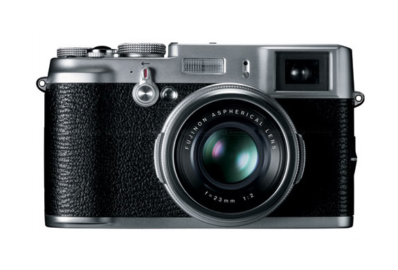 FUJIFILM FINEPIX X100 DIGITAL CAMERA | Image