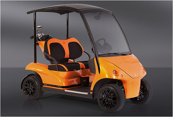 GARIA GOLF CART | LIMITED EDITION | Image
