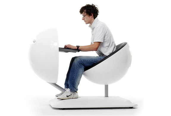GLOBUS WORKSTATION | BY MICHIEL VAN DER KLEY | Image