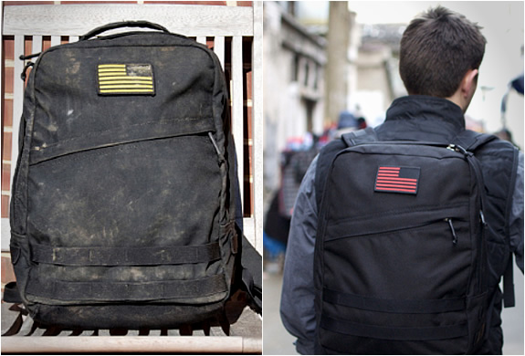 Radio Ruck Daypack | By Goruck | Image