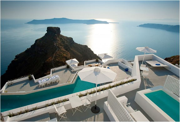 GRACE HOTEL | BREATHTAKING LUXURY BOUTIQUE HOTEL SANTORINI GREECE | Image