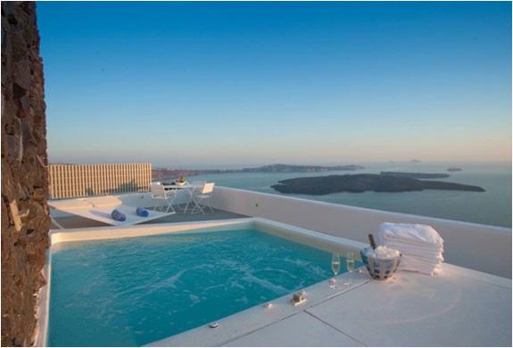 Grace Hotel Breathtaking Luxury Boutique Hotel Santorini