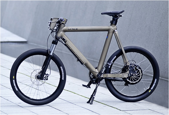 Grace Urban E Bike
