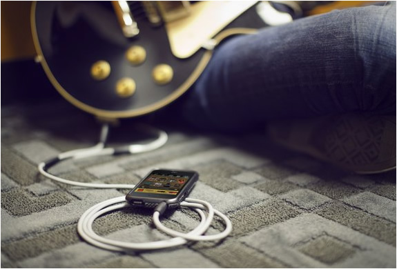 GUITAR CONNECT CABLE | BY GRIFFIN | Image