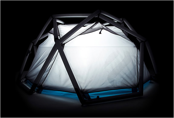 The Cave Tent | By Heimplanet | Image