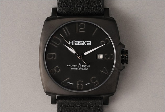 HLASKA BLACK OUT WATCH | Image