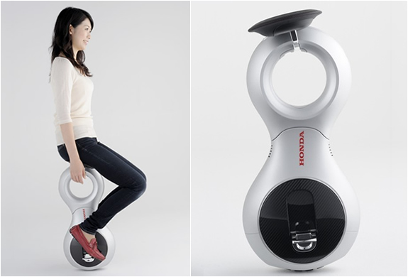 HONDA U3-X UNICYCLE | Image