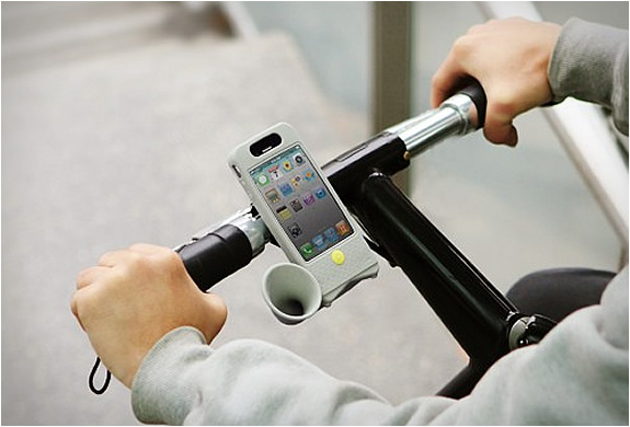 HORN BIKE | IPHONE 4 BICYCLE AMPLIFIER | Image