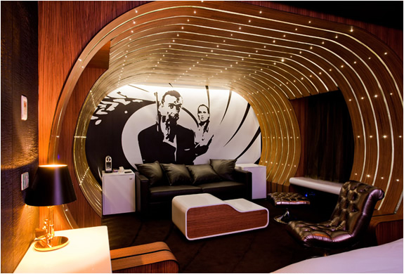 CRAZY HOTEL SEVEN IN PARIS | INSPIRED BY FAMOUS MOVIE THEMES | Image