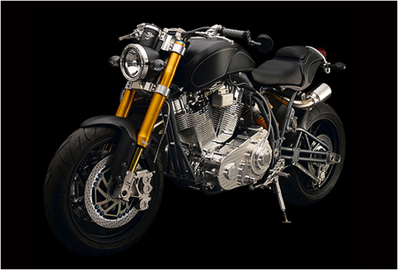 ICONOCLAST MOTORCYCLE | BY ECOSSE MOTO WORKS INC | Image