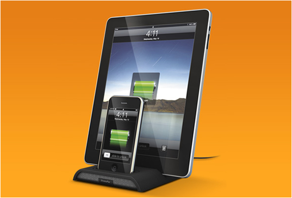 IPHONE AND IPAD DUO CHARGER | BY XTREME MAC | Image