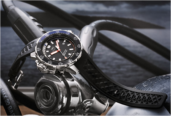 IWC AQUATIMER DEEP TWO | Image