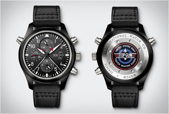 IWC TOP GUN PILOT WATCH | Image
