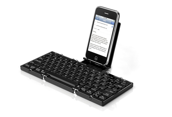 JORNO FOLDING BLUETOOTH KEYBOARD | Image
