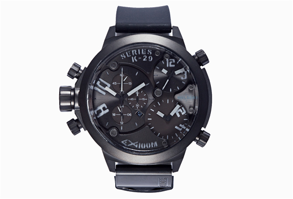 WELDER K29 CHRONO 8003 WATCH | Image