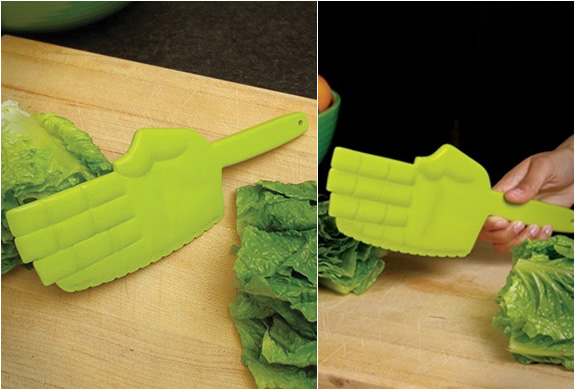 KARATE LETTUCE CHOPPER KNIFE | Image