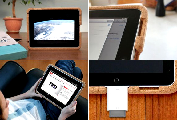 KORK | NATURAL PROTECTION FOR IPAD | Image