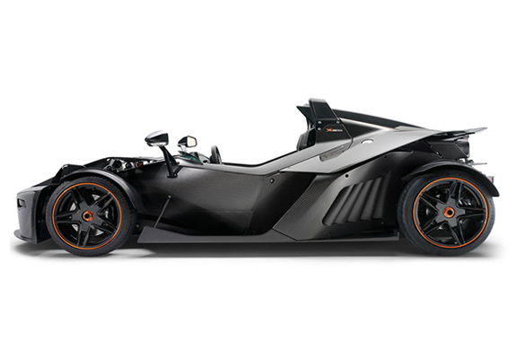 KTM X-BOW SPORTS CAR | Image