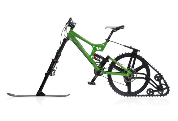 KTRACK SNOW BIKE KIT | Image