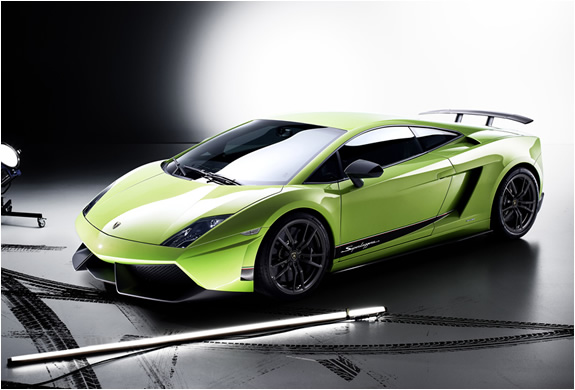 LAMBORGHINI GALLARDO LP 570-4 SUPERLEGGERA | Image