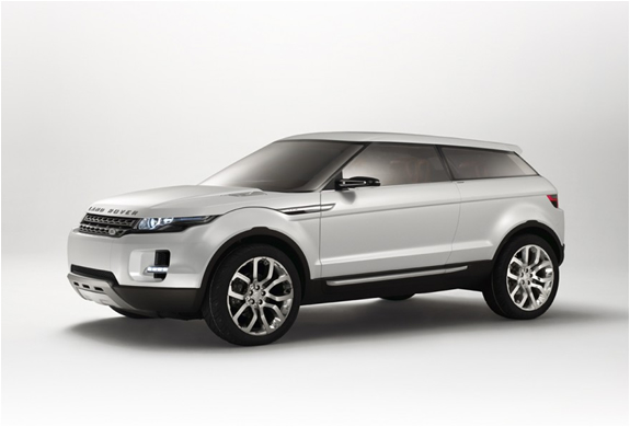 LAND ROVER LRX | Image