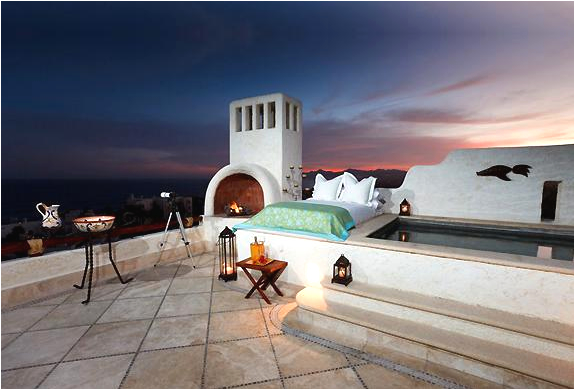 OPEN-AIR ROOFTOP SUITE | LAS VENTANAS RESORT MEXICO | Image