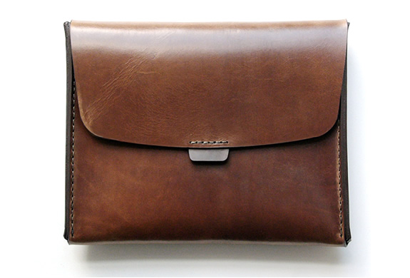Leather Ipad Case | By Makr Carry Goods | Image