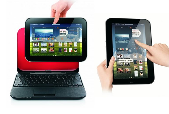 TABLET AND LAPTOP IN ONE | BY LENOVO | Image