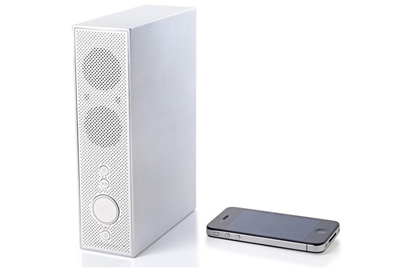Titan Bluetooth Speaker | By Lexon | Image