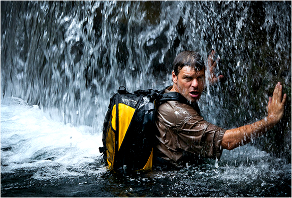 LOWEPRO DRYZONE 200 | WORLDS FIRST TOTALLY WATERPROOF CAMERA BACKPACK | Image