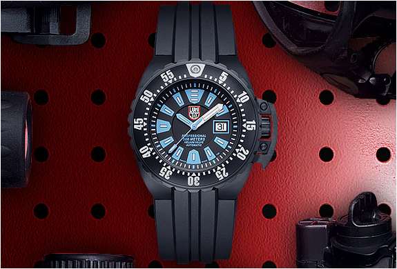 DEEP DIVE AUTOMATIC 1500 SERIES WATCH | BY LUMINOX | Image
