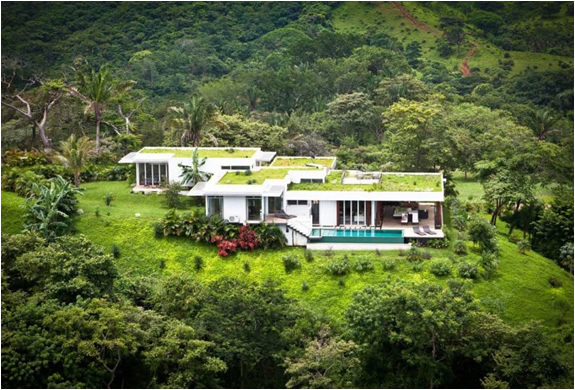 Isolated Tropical Villa For Rent | Costa Rica | Image