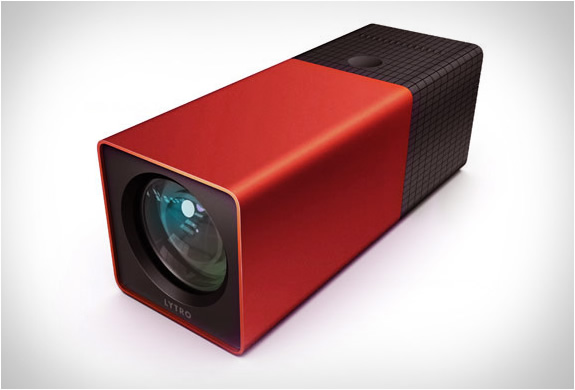 Lytro Camera | Shoot Now Focus Later | Image