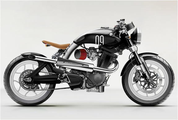 MAC MOTORCYCLES BY CAREFULLY CONSIDERED | Image